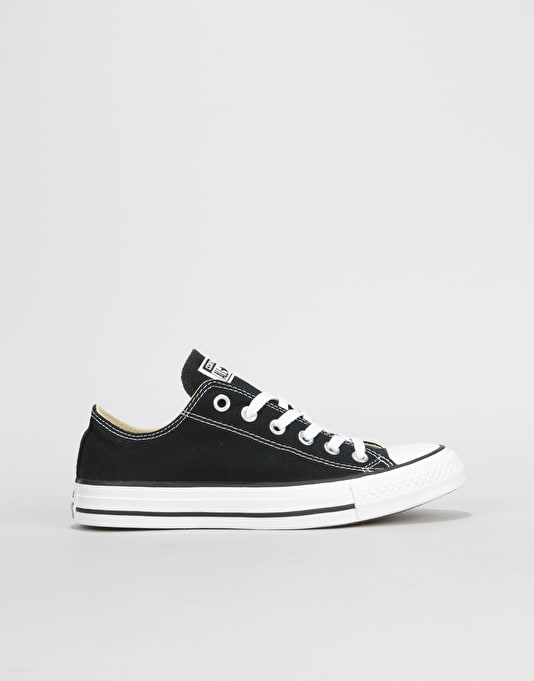 40b07008ffa0 ... shopping converse all star low womens trainers black 81e9d 21816