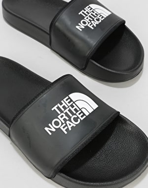 The North Face Base Camp II Slides - TNF Black/TNF White