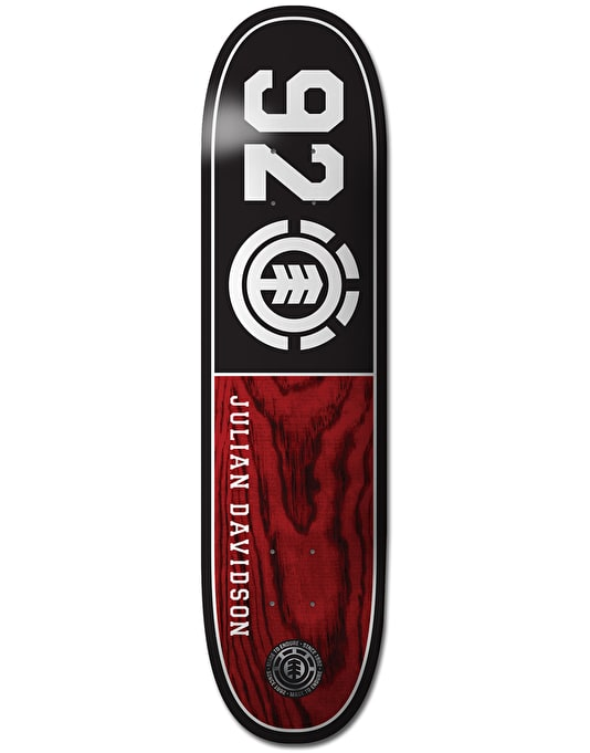 Element Julian 92 25 Year Collection Pro Deck - 8.125""