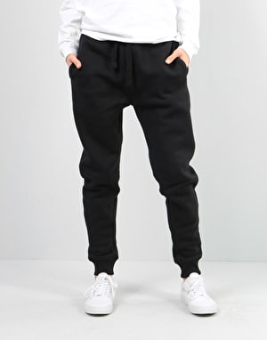 Route One Womens Oversized Sweatpants - Black