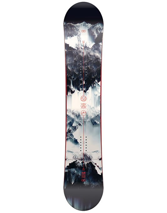 Capita Outerspace 2018 Snowboard - 158cm