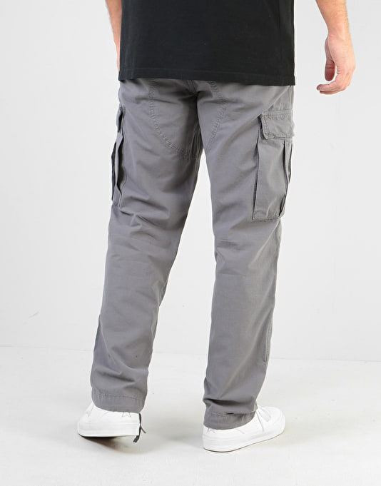 Route One Cargo Pants - Charcoal