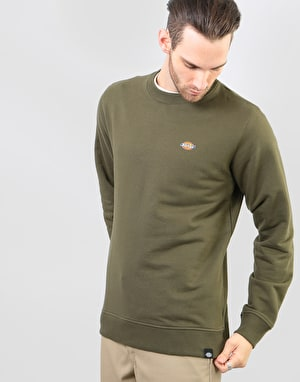 Dickies Seabrook Sweatshirt - Dark Olive