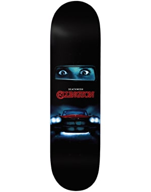 Deathwish Ellington Fury Skateboard Deck - 8.25