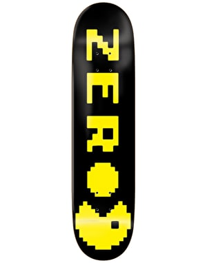 Zero Chomp Skateboard Deck - 8.25