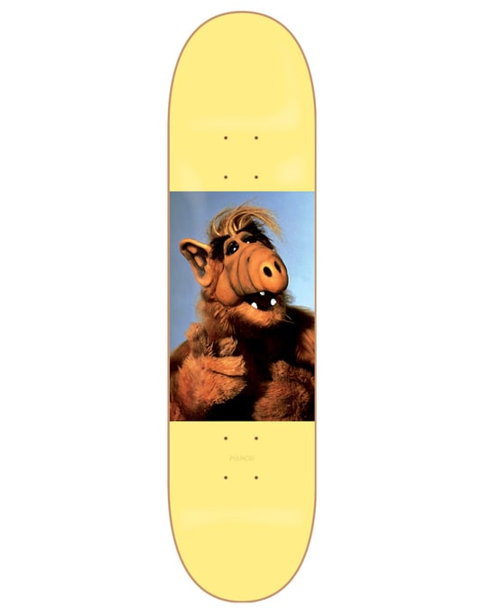 Manor Melmac Skateboard Deck - 7.875""