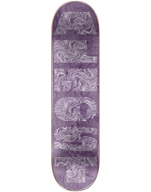 Almost Cooper Fat Font Skateboard Deck - 8.25