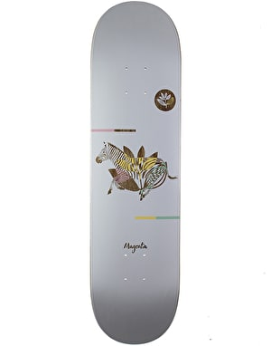 Magenta Zebra Team Deck - 8.5