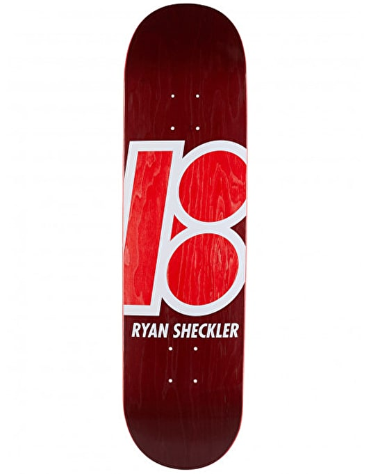 Plan B Sheckler Stained Pro.Spec Skateboard Deck - 8.125""