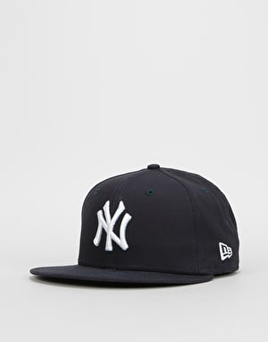 New Era 9 Fifty MLB New York Yankees Snapback Cap - Navy