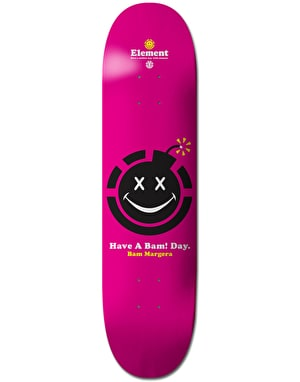 Element Bam Have a Day Skateboard Deck - 8.25