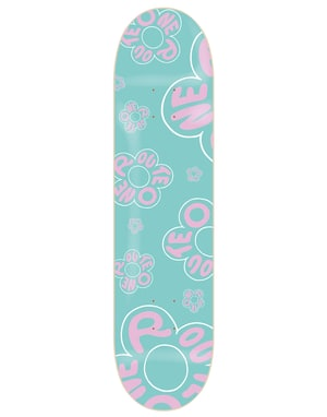 Route One In Bloom Skateboard Deck - 7.875