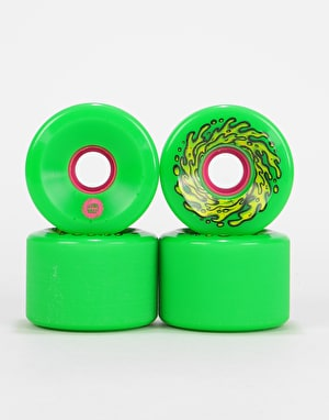 Santa Cruz Slime Balls OG 78a Team Wheel - 66mm