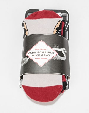 Stinky x Jake Schaible x Mike Gray Blind Collab Snowboard Socks
