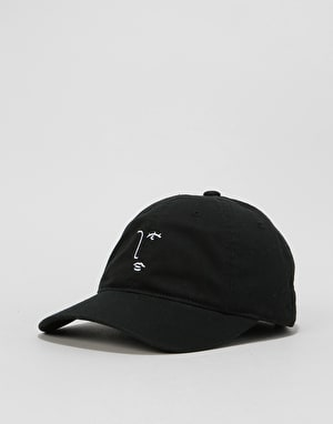 Route One Abstract Cap - Black