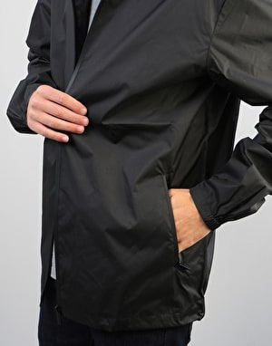 Route One Full Zip Jacket - Black