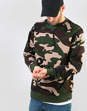 Dickies Washington Sweatshirt - Camouflage