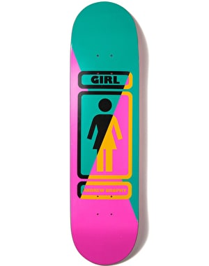 Girl Brophy 93 Til Skateboard Deck - 8