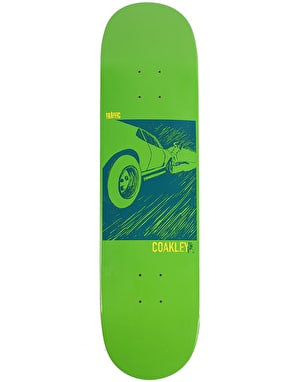 Traffic Coakley Watch Skateboard Deck - 8.125