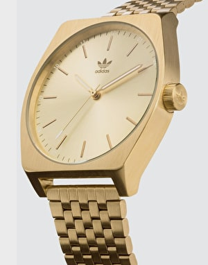 Adidas Process M1 Watch - All Gold