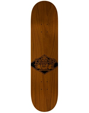 Krooked Ronnie Personality Krisis Skateboard Deck - 8.5
