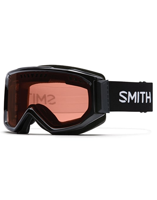 Smith Scope Pro 2018 Snowboard Goggles - Black/RC36