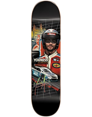Almost Youness Taladega Skateboard Deck - 8
