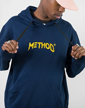Method Bar Fly Pullover Hoodie - Blue