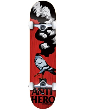 Anti Hero Pigeon Hero Complete Skateboard - 8
