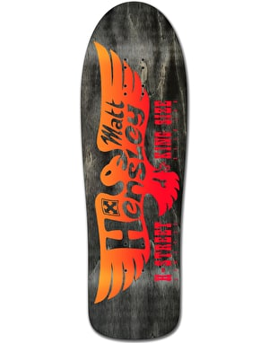 H-Street Hensley King Size Eagle Reissue Skateboard Deck - 9.75