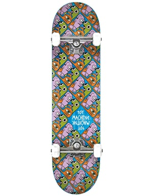 Toy Machine Squared Complete Skateboard - 7.75