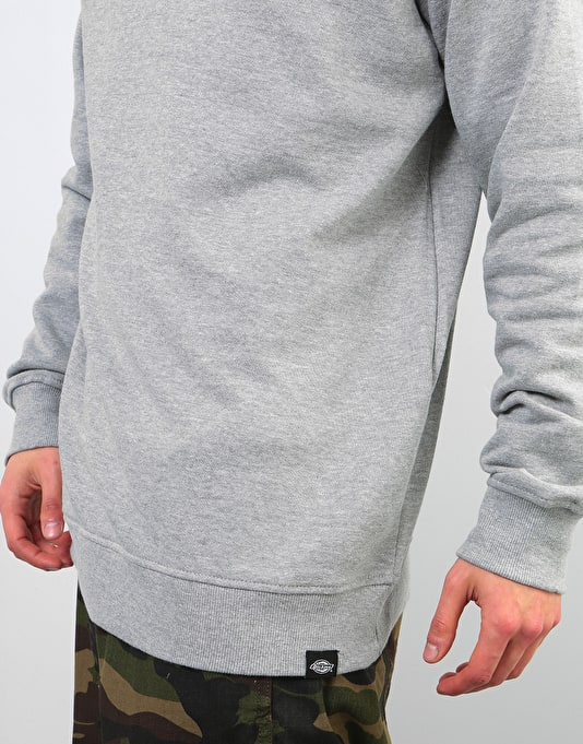 Dickies Washington Sweatshirt - Grey Melange