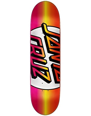 Santa Cruz Missing Dot 'Taper Tip' Team Deck - 8.5