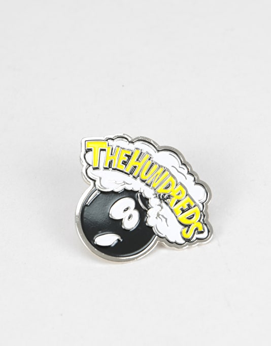 The Hundreds Explosion Pin - Silver