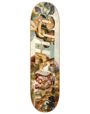Route One Old Masters 'Italian' Skateboard Deck - 8.25