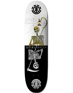 Element Sascha Reaper Skateboard Deck - 8