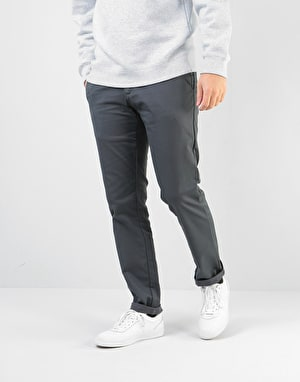Carhartt Sid Pant - Blacksmith (Rinsed)