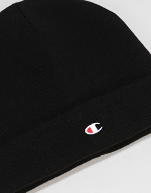 Champion C Logo Beanie - Black