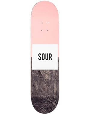 Sour Pill Skateboard Deck - 7.75
