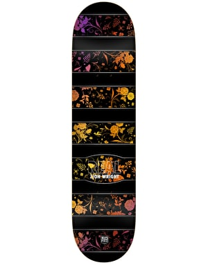 Real Zion Floral 'Mellow' LowPro Skateboard Deck - 8.38