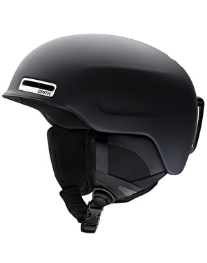 Smith Maze 2019 Snowboard Helmet - Matte Black