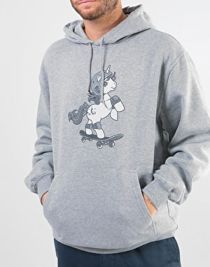 Enjoi x My Little Pony Pullover Hoodie - Heather Grey