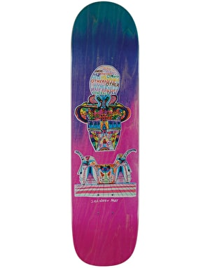 Otherness May Sanctuary by Joe Roberts Skateboard Deck - 8