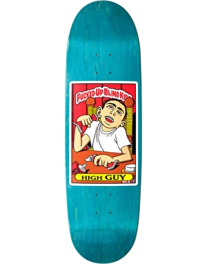 Blind Mariano High Guy FUBK HT Skateboard Deck - 9