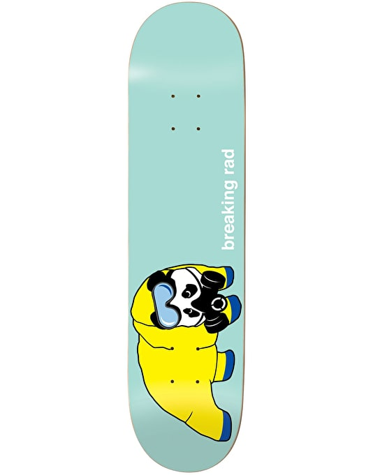 Enjoi Breaking Rad Skateboard Deck - 8.25""
