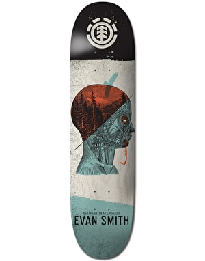 Element Evan Profile Skateboard Deck - 8.1