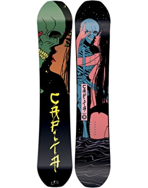 Capita Indoor Survival 2019 Snowboard - 156cm