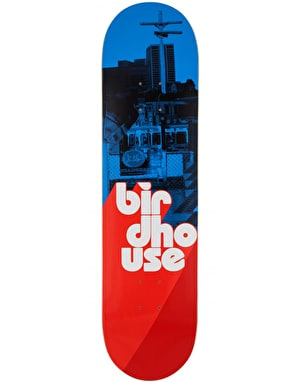 Birdhouse Stacked Skateboard Deck - 8