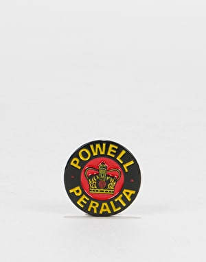 Powell Peralta Supreme Lapel Pin - Multi