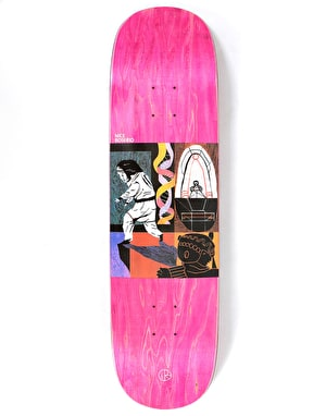 Polar Boserio Alien Encounter Skateboard Deck - P2 Shape 8.5